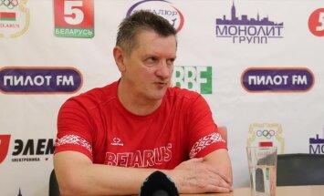 DELFI VIDEO: Valgevene peatreener: Tallinna mängu ülikauget kolmest jään unes nägema elu lõpuni