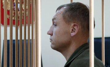 Eston Kohver loobus Eesti poolt määratud advokaatide Feigini ja Polozovi teenetest