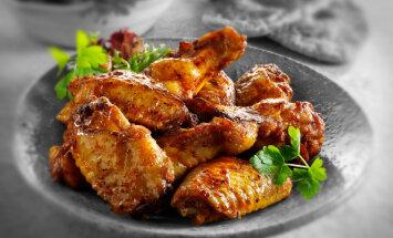 5 простых идей для невероятно вкусных куриных крылышек