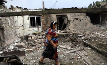 Ukraina idaosast on põgenenud üle 400 000 inimese