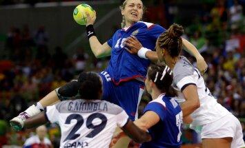 Käsipall Venemaa vs Prantsusmaa