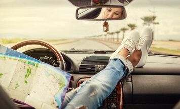 Viis praktilist nippi, kuidas pikal reisil mitte kangeks jääda