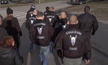 """""""Солдаты Одина"""" из Эстонии патрулируют Хельсинки: одни иммигранты защищают страну от других"""