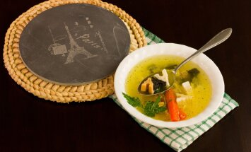 В Эстонии пройдет фестиваль французской кухни