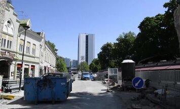 VIDEO: Vaata, kui tõsiselt mõjutab remont Viru tänaval sealseid kaupmehi ja söögikohti!