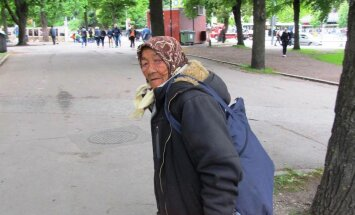 Rumeenia kerjused hülgasid vanalinna