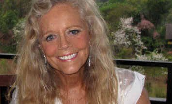 Sunny Griffin: 76-aastane supermodell kaunist välimusest ja elus toidust
