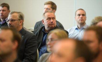 FOTOD: IRLi volikogu kogunes peaministrikandidaati kinnitama