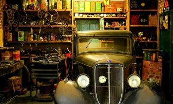 8 asja, mida sa ei tohiks kunagi garaažis hoida