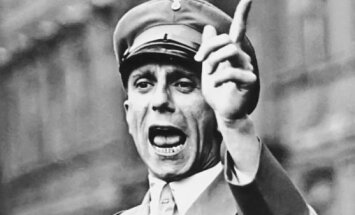Berliini OM 1936: abielukriis Goebbelsite majas on lõppenud
