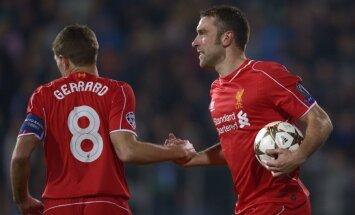FOTOD: Liverpool sai Bulgaariast vaid viigi kätte, kolm klubi kindlustasid edasipääsu