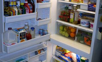 Kuhu panna õunad ja kuhu piim? Vaata, kas hoiustad toitu külmikapis õigesti!