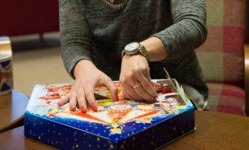 Jõulukalendrid, advendikalendrid
