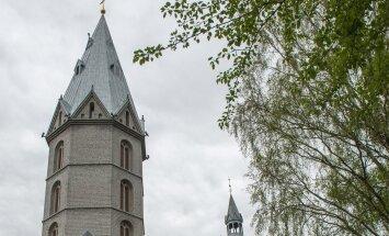 Villu Jürjo,  Narva Aleksandri kirik