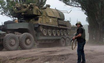 Separatistide vahelt võetud telefonikõned viitavad sellele, et Buk toodi Malaisia lennuki allatulistamise ajal Venemaalt Ukrainasse