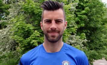 Levadia palkas Eesti liigaajaloo esimese Meistrite liiga kogemusega jalgpalluri