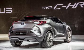 Toyota C-HR, tõenäoliselt kõige põnevam Toyota, millega sa kunagi sõitnud oled