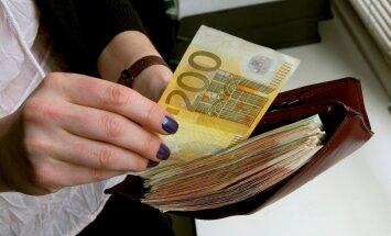 Eesti on garanteerinud Kreeka laene ligi 400 miljoni euroga.