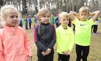 DELFI VIDEO: Lapsesuu spordist: vanaema ja vanaisa peaksid iga päev rääkima, et sporti tuleb teha