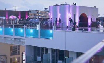 ВИДЕО: На Майорке открыт крупнейший подвесной бассейн в Европе