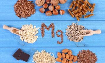 Laialt levinud magneesiumipuudus on ennetatav