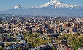 Kuidas Venemaa taustaga eestlane Feliks juhuslikult Armeeniasse sattus