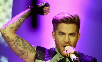 TEEME SOOJA! Uuest kraamist Queenini: Kuula, milliste hittidega hakkab täna õhtul Rock Cafes esinev Adam Lambert eestlasi kütma