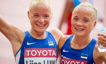 FOTOD: Euroopa 6. ja maailma 27. naine! Liina Luik jooksis Pekingi MM-il isikliku rekordi ja täitis varuga Rio olümpianormi!