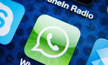 Kui kasutad Whatsappi, hoidu selle vea tegemisest