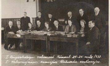 Pilk ajalukku: valimistest nüüd ja esimeses Eesti Vabariigis