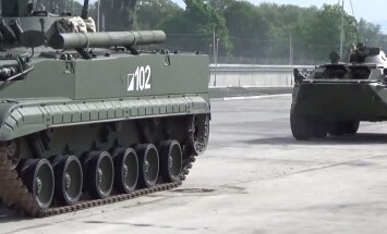 VIDEO: Venemaa viis kolmes sõjaväeringkonnas armee kõrgendatud valmisolekusse