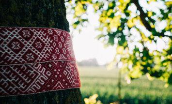 PÕNEV: Läti folkloor ja traditsioonid
