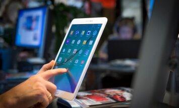 GfK: Продажи планшетов в апреле сравнялись с продажами ноутбуков