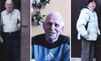 В Кохтла-Ярве не вернулся домой 86-летний Владислав