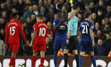 Liverpooli mängu eel kohtuniku kohta sõna võtnud Mourinho sai vutiliidult süüdistuse