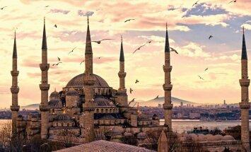 Авиакомпания Turkish Airlines организует в Стамбуле бесплатные экскурсии