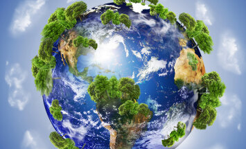 Earth Day: tänane rahvusvaheline Maa Päev on pühendatud puude istutamisele