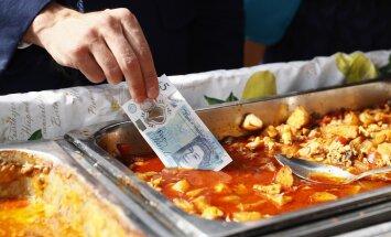ГРАФИК: Смотрите, как Brexit поднял цены на продовольственные товары