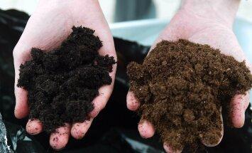 Nutikas aednik valib taimed mulla järgi