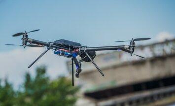 Threod droonid ehk mehitamata õhukid
