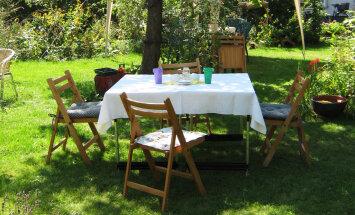 Lugeja retseptid: õlleaurune kana ja grillitud rooma salat