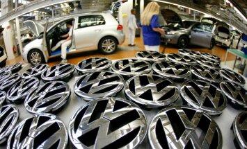 Volkswagenite tootmine  Wolfsburgis
