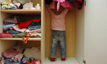 Lihtsad säästunipid, mille abil oma garderoobi sisu lisakulutusteta kahekordistada