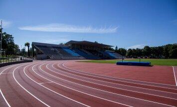 Kadrioru staadion on saanud uue katte, aga kergejõustiklastel napib tippvõistlusi, mis kutsuksid publiku tribüünile.