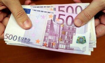 500 eurot