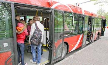 Esmaspäevast saab bussiga Eesti Rahva Muuseumini sõita