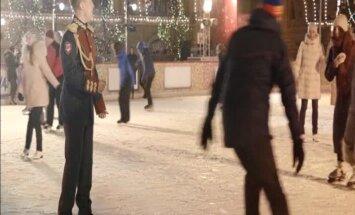 ЗАВОРАЖИВАЮЩЕЕ ВИДЕО: Военный ансамбль России исполнил знаменитый рождественский хит Last Christmas на Красной площади