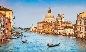 Видео: Волшебство Венеции за несколько минут