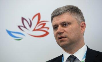 Venemaa Raudteede peadirektor Oleg Belozerov