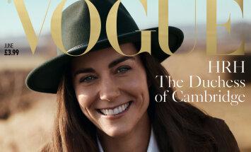 VAATA: Lihtne ja ilus! Kate Middleton jättis Vogue'i esikaanelt ära kogu kuningliku dünastia sära